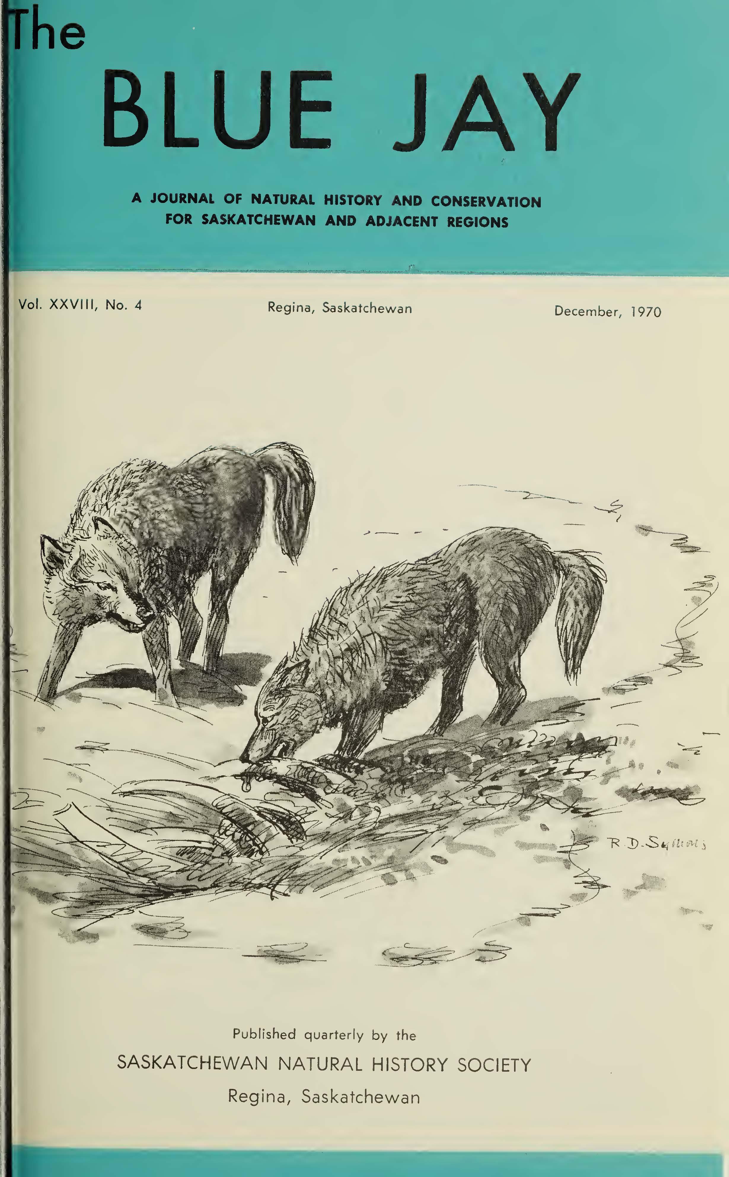 View Vol. 28 No. 4 (1970): December 1970